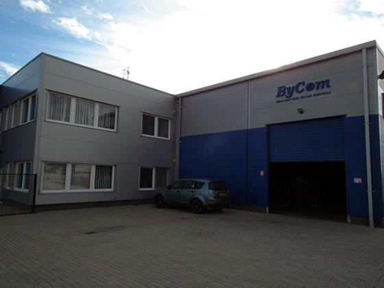 ByCom - Heat & Cold Shrink Solutions